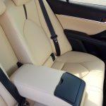 Перетяжка сидений и дверных карт на Toyota Camry 70 (2018г)(Тойота Камри))