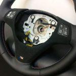 Перетяжка руля BMW3(БМВ)