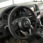 Перетяжка руля  Mazda CX-5(Мазда сх5, и ручку КПП(Мазда)