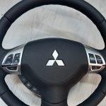 Перетяжка руля Mitsubishi OutlanderXL 2008г. (Митсубиси Аутлендер)