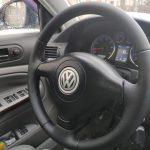 Перетяжка руля Volkswagen Passat В5+(Фольксваген Пассат B5)2004г