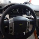Перетяжка руля Land Rover(Ланд Ровер)