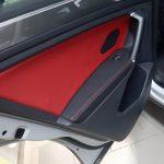 Перетяжка дверных карт  Volkswagen Tiguan (Фольксваген Тигуан)
