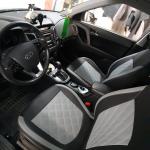 "Чехлы на Hyundai Creta 18г(Хендай Крета)в стиле ""Классик"""