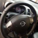 Перетяжка руля Nissan Note (Ниссан Ноут)2008г,1ресталинг)