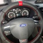 Перетяжка кпп и руля с утолщением Ford Focus III(Форд Фокус 3)(08г-11г)
